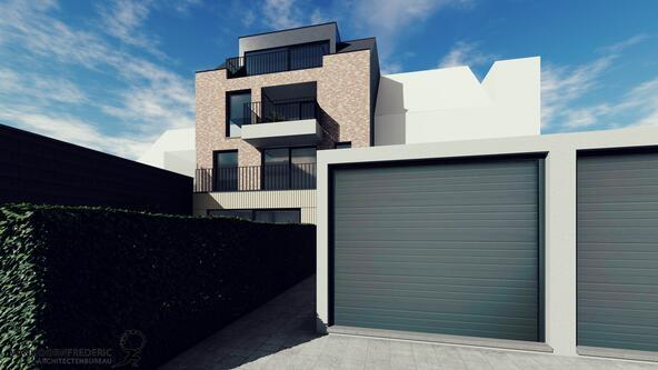 Afbeelding garagecomplex Residentie Edouard