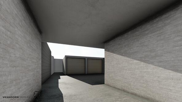 Afbeelding garagecomplex